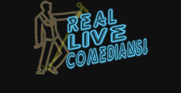 Real Live Comedians: 2018 Shows